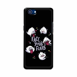 Buy Oppo Realme 1 Face Your Fears Mobile Phone Covers Online at Craftingcrow.com