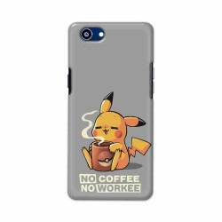 Buy Oppo Realme 1 No Coffee No Workee Mobile Phone Covers Online at Craftingcrow.com