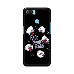 Buy Oppo Realme 2 Pro Face Your Fears Mobile Phone Covers Online at Craftingcrow.com
