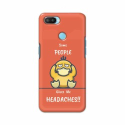 Buy Oppo Realme 2 Pro Headaches Mobile Phone Covers Online at Craftingcrow.com