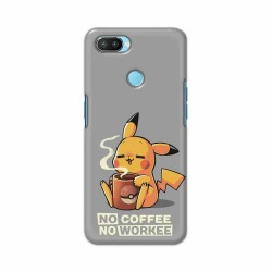 Buy Oppo Realme 2 Pro No Coffee No Workee Mobile Phone Covers Online at Craftingcrow.com