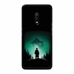Buy Oppo Realme X Dark Creature Mobile Phone Covers Online at Craftingcrow.com