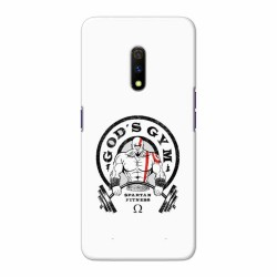 Buy Oppo Realme X Gods Gym Mobile Phone Covers Online at Craftingcrow.com