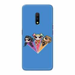 Buy Oppo Realme X Powerpuff Birds Mobile Phone Covers Online at Craftingcrow.com