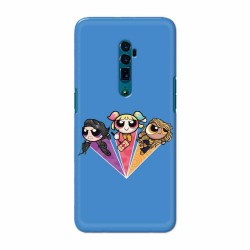 Buy Oppo Reno 10x Zoom Powerpuff Birds Mobile Phone Covers Online at Craftingcrow.com
