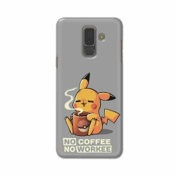 Buy Samsung A6 Plus No Coffee No Workee Mobile Phone Covers Online at Craftingcrow.com