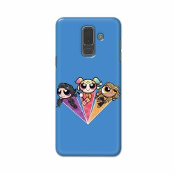Buy Samsung A6 Plus Powerpuff Birds Mobile Phone Covers Online at Craftingcrow.com