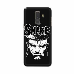 Buy Samsung A6 Plus Snake Mobile Phone Covers Online at Craftingcrow.com