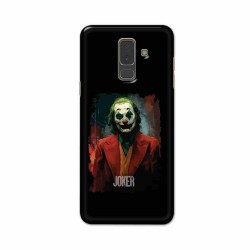 Buy Samsung A6 Plus The Joker Joaquin Phoenix Mobile Phone Covers Online at Craftingcrow.com