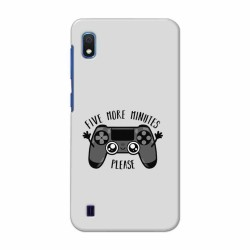 Buy Samsung Galaxy A10 Five More Minutes Mobile Phone Covers Online at Craftingcrow.com