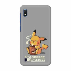 Buy Samsung Galaxy A10 No Coffee No Workee Mobile Phone Covers Online at Craftingcrow.com