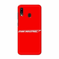 Buy Samsung Galaxy A20 Stark Industries Mobile Phone Covers Online at Craftingcrow.com