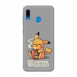 Buy Samsung Galaxy A30 No Coffee No Workee Mobile Phone Covers Online at Craftingcrow.com