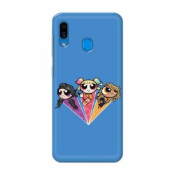Buy Samsung Galaxy A30 Powerpuff Birds Mobile Phone Covers Online at Craftingcrow.com