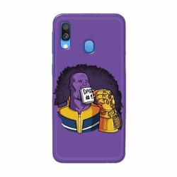 Buy Samsung Galaxy A40 Dad No. 1 Mobile Phone Covers Online at Craftingcrow.com