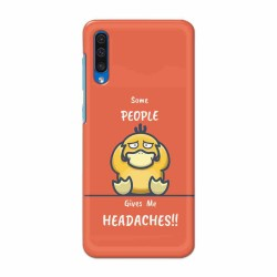 Buy Samsung Galaxy A50 Headaches Mobile Phone Covers Online at Craftingcrow.com