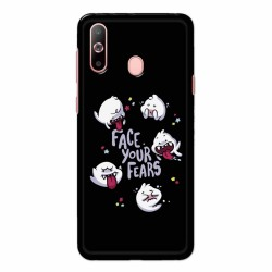 Buy Samsung Galaxy A60 Face Your Fears Mobile Phone Covers Online at Craftingcrow.com