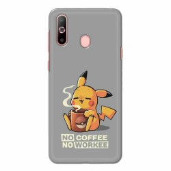 Buy Samsung Galaxy A60 No Coffee No Workee Mobile Phone Covers Online at Craftingcrow.com