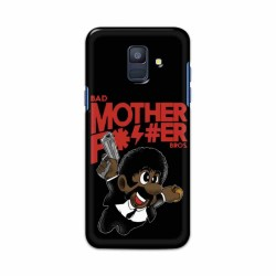 Buy Samsung Galaxy A6 2018 Bad Bro Mobile Phone Covers Online at Craftingcrow.com