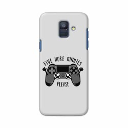 Buy Samsung Galaxy A6 2018 Five More Minutes Mobile Phone Covers Online at Craftingcrow.com