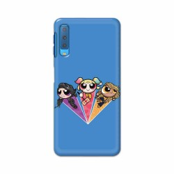 Buy Samsung Galaxy A7 2018 Powerpuff Birds Mobile Phone Covers Online at Craftingcrow.com