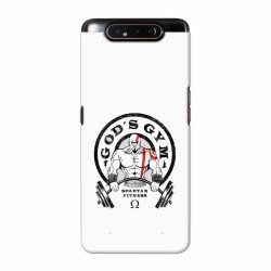 Buy Samsung Galaxy A80 Gods Gym Mobile Phone Covers Online at Craftingcrow.com