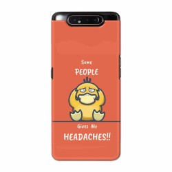 Buy Samsung Galaxy A80 Headaches Mobile Phone Covers Online at Craftingcrow.com