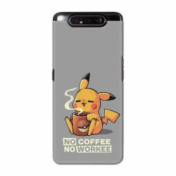 Buy Samsung Galaxy A80 No Coffee No Workee Mobile Phone Covers Online at Craftingcrow.com