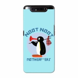 Buy Samsung Galaxy A80 Noot Noot Mobile Phone Covers Online at Craftingcrow.com