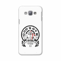 Buy Samsung Galaxy A8 Gods Gym Mobile Phone Covers Online at Craftingcrow.com