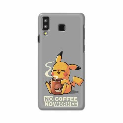 Buy Samsung Galaxy A8 Star No Coffee No Workee Mobile Phone Covers Online at Craftingcrow.com