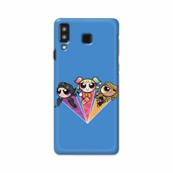 Buy Samsung Galaxy A8 Star Powerpuff Birds Mobile Phone Covers Online at Craftingcrow.com