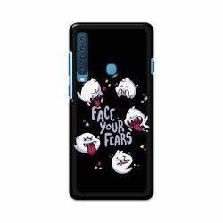 Buy Samsung Galaxy A9 2018 Face Your Fears Mobile Phone Covers Online at Craftingcrow.com