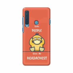 Buy Samsung Galaxy A9 2018 Headaches Mobile Phone Covers Online at Craftingcrow.com