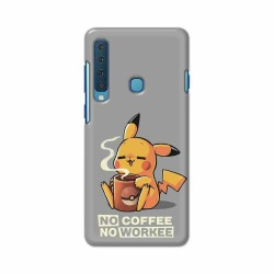 Buy Samsung Galaxy A9 2018 No Coffee No Workee Mobile Phone Covers Online at Craftingcrow.com