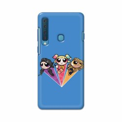 Buy Samsung Galaxy A9 2018 Powerpuff Birds Mobile Phone Covers Online at Craftingcrow.com
