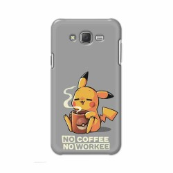 Buy Samsung Galaxy J7 No Coffee No Workee Mobile Phone Covers Online at Craftingcrow.com