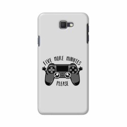 Buy Samsung Galaxy J7 Prime Five More Minutes Mobile Phone Covers Online at Craftingcrow.com
