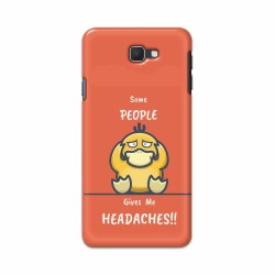 Buy Samsung Galaxy J7 Prime Headaches Mobile Phone Covers Online at Craftingcrow.com
