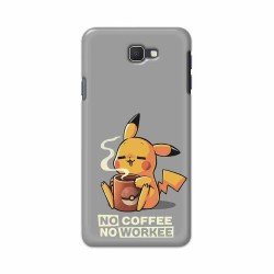 Buy Samsung Galaxy J7 Prime No Coffee No Workee Mobile Phone Covers Online at Craftingcrow.com