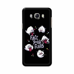 Buy Samsung Galaxy J8 Face Your Fears Mobile Phone Covers Online at Craftingcrow.com