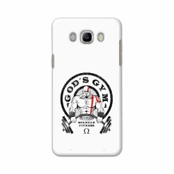 Buy Samsung Galaxy J8 Gods Gym Mobile Phone Covers Online at Craftingcrow.com