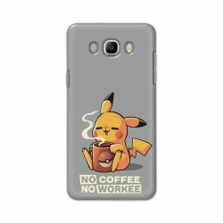 Buy Samsung Galaxy J8 No Coffee No Workee Mobile Phone Covers Online at Craftingcrow.com
