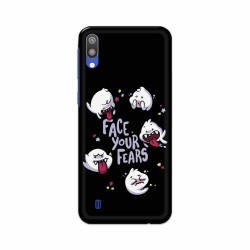Buy Samsung Galaxy M10 Face Your Fears Mobile Phone Covers Online at Craftingcrow.com
