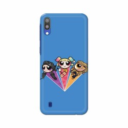 Buy Samsung Galaxy M10 Powerpuff Birds Mobile Phone Covers Online at Craftingcrow.com