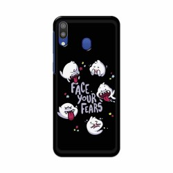 Buy Samsung Galaxy M20 Face Your Fears Mobile Phone Covers Online at Craftingcrow.com