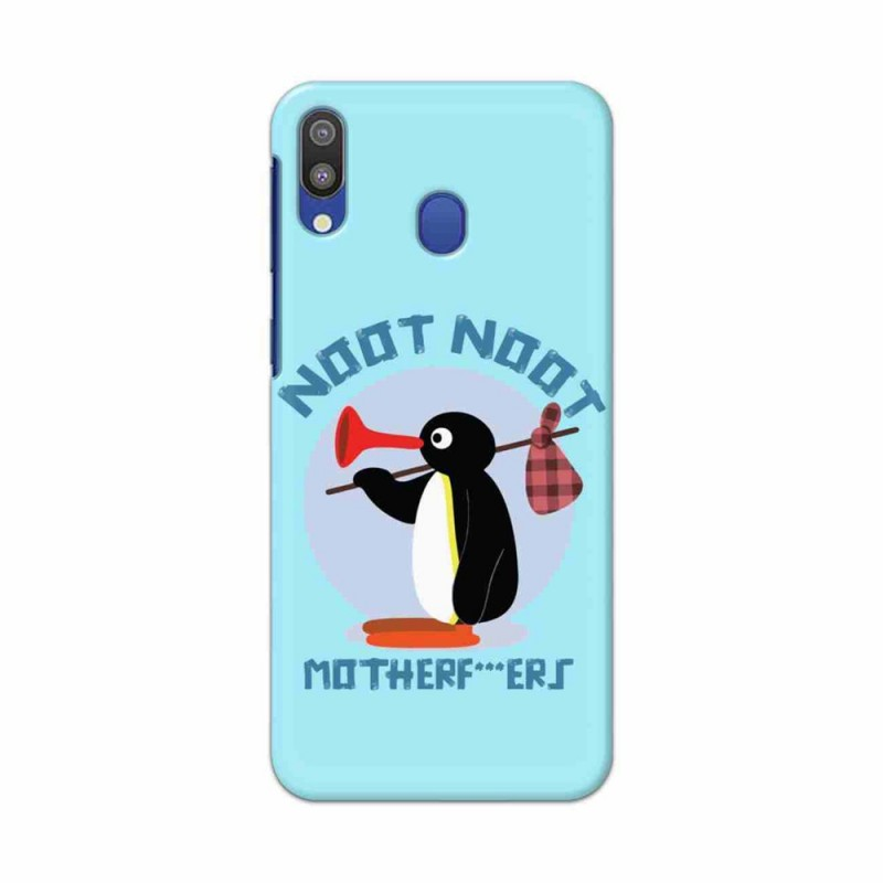 Buy Samsung Galaxy M20 Noot Noot Mobile Phone Covers Online at Craftingcrow.com