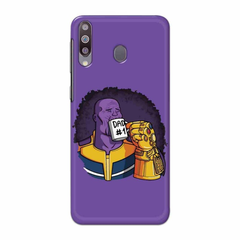 Buy Samsung Galaxy M30 Dad No. 1 Mobile Phone Covers Online at Craftingcrow.com