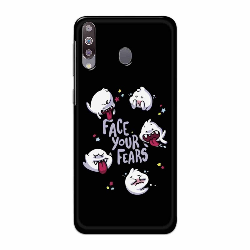 Buy Samsung Galaxy M30 Face Your Fears Mobile Phone Covers Online at Craftingcrow.com