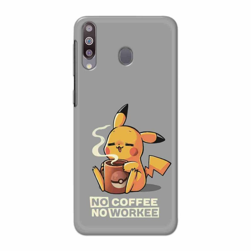 Buy Samsung Galaxy M30 No Coffee No Workee Mobile Phone Covers Online at Craftingcrow.com